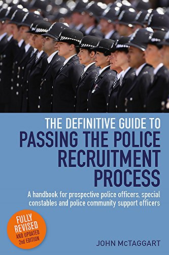 9781845285357: The Definitive Guide to Passing the Police Recruitment Process
