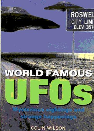 UFOs (World Famous): Colin Wilson