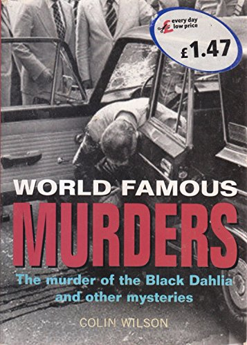 World Famous Murders: WILSON, COLIN