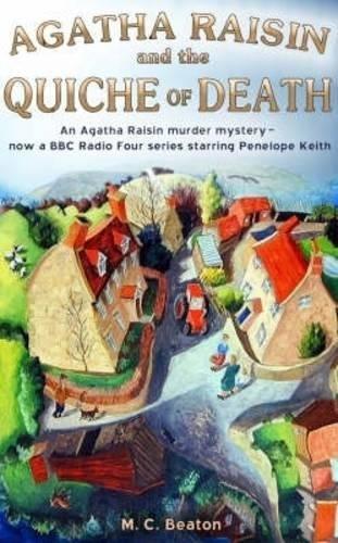 9781845290801: Agatha Raisin and the Quiche of Death