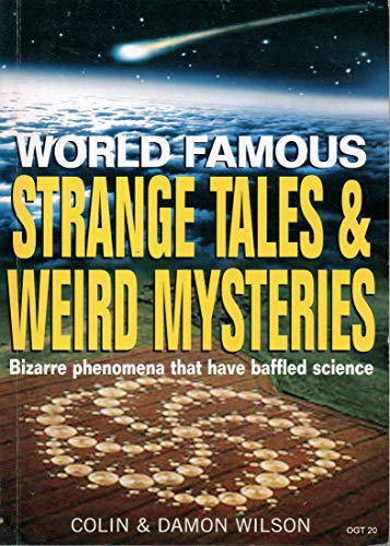 WORLD FAMOUS STRANGE TALES and WEIRD MYSTERIES: COLIN and DAMON