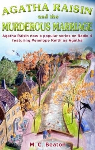 9781845291839: Agatha Raisin and the Murderous Marriage (Agatha Raisin Mysteries, No. 5)