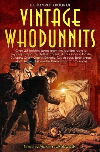 9781845292522: The Mammoth Book of Vintage Whodunnits (Mammoth Books)