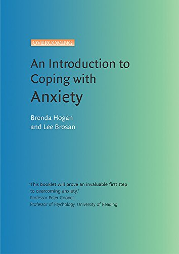 9781845292782: An Introduction to Coping with Anxiety (Coping with S)
