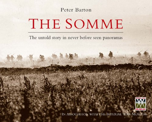 The Somme: Peter Barton