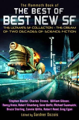 9781845294243: The Mammoth Book of the Best of Best New SF (Mammoth Book of) (Mammoth Book of)