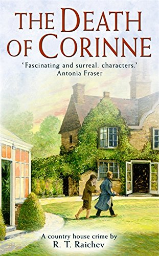 9781845295257: The Death of Corinne (Country House Crime)