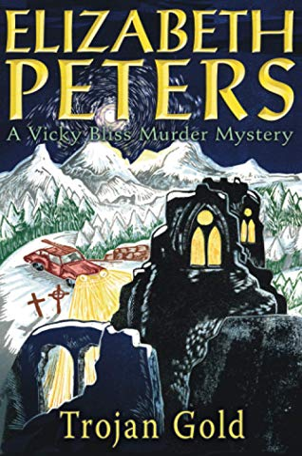 9781845295325: Trojan Gold (Vicky Bliss Murder Mystery)