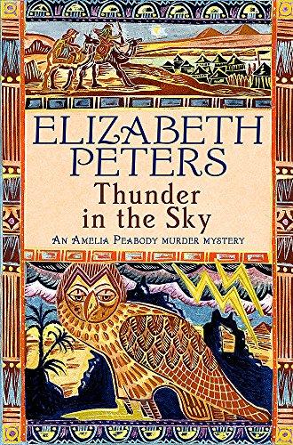 9781845295592: Thunder in the Sky (An Amelia Peabody Murder Mystery)