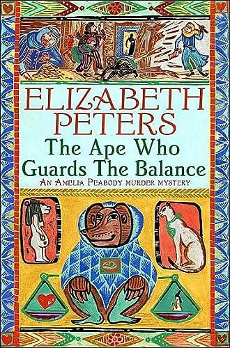 9781845295646: The Ape Who Guards the Balance (Amelia Peabody)