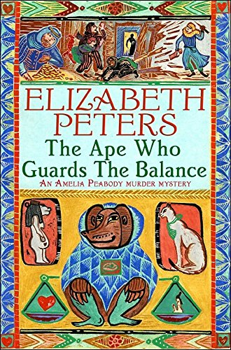 9781845295646: The Ape Who Guards the Balance