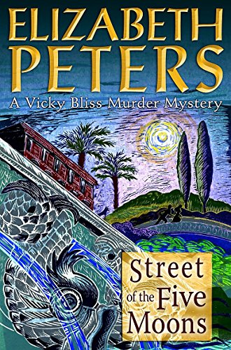 9781845295752: Street of the Five Moons (Vicky Bliss Murder Mystery)