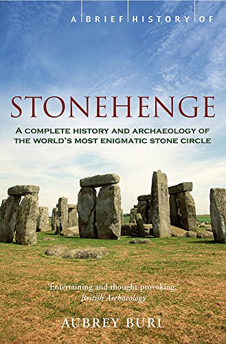 9781845295912: A Brief History of Stonehenge (Brief Histories)