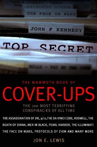 9781845296087: The Mammoth Book of Cover-ups