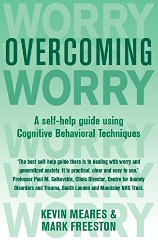 9781845296360: Overcoming Worry and Generalised Anxiety Disorder