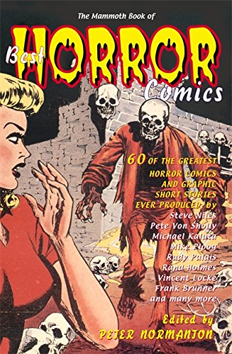 9781845296414: The Mammoth Book of Best Horror Comics