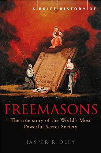 9781845296780: A Brief History of the Freemasons