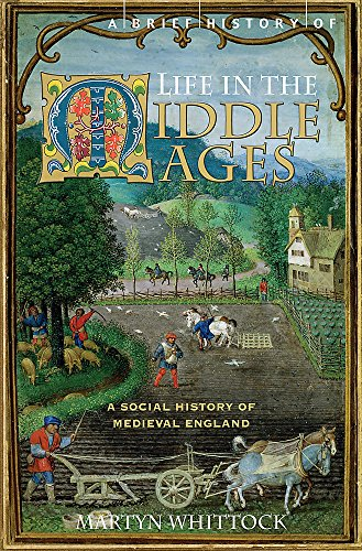 9781845296858: A Brief History of Life in the Middle Ages (Brief Histories)