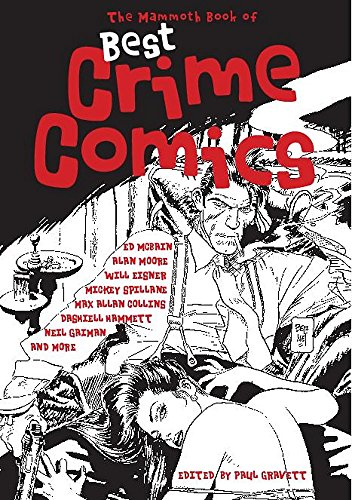 9781845297107: The Mammoth Book of Best Crime Comics