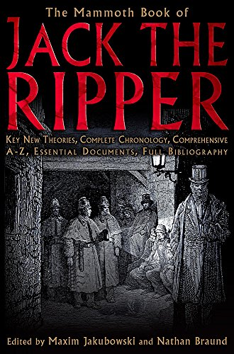 9781845297121: The Mammoth Book of Jack the Ripper (Mammoth Book of S)
