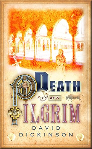 9781845297299: Death of a Pilgrim (A Lord Francis Powerscourt Mystery)
