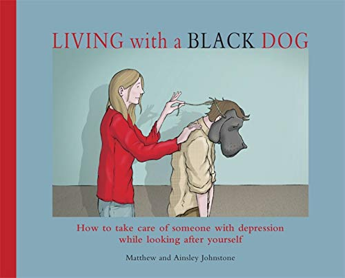 9781845297435: Living with a Black Dog