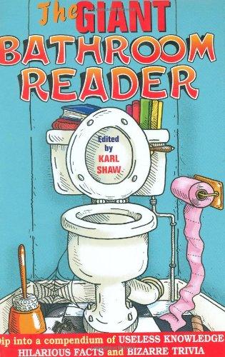 9781845297695: The Giant Bathroom Reader
