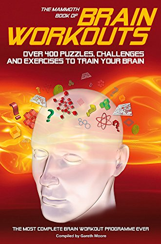 9781845298050: The Mammoth Book of Brain Workouts (Mammoth Book of)