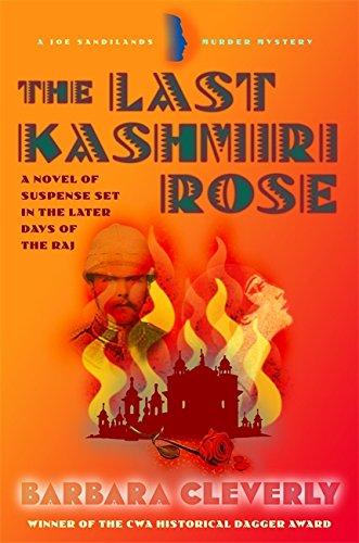 9781845298098: The Last Kashmiri Rose (Joe Sandilands Murder Mystery)