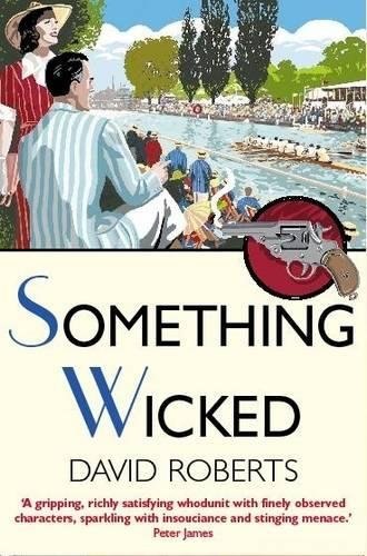 9781845298135: Something Wicked (Lord Edward Corinth & Verity Brown Murder Mysteries)