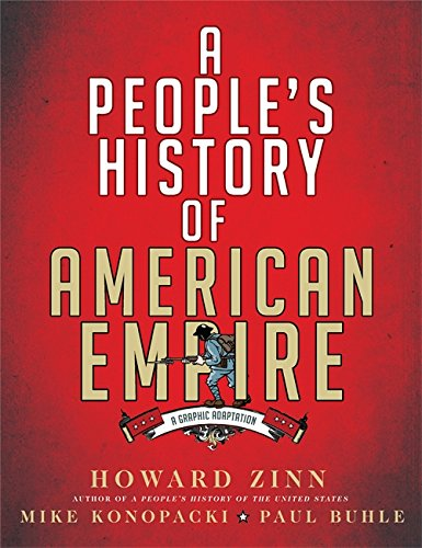 9781845298319: A People's History of American Empire