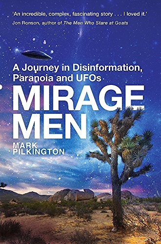 Mirage Men: Pilkington, Mark