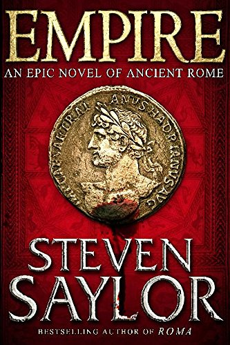 9781845298586: Empire: An Epic Novel of Ancient Rome