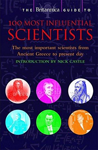 9781845298647: Britannica Guide to 100 Most Influential Scientists (Britannica Guides)