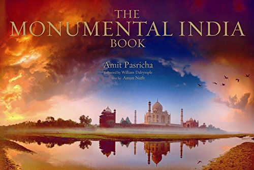 9781845298821: The Monumental India Book