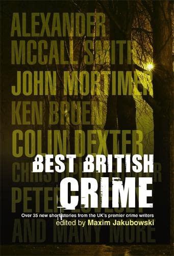The Mammoth Book Of Best British Crime 6 (1845299256) by MAXIM JAKUBOWSKI
