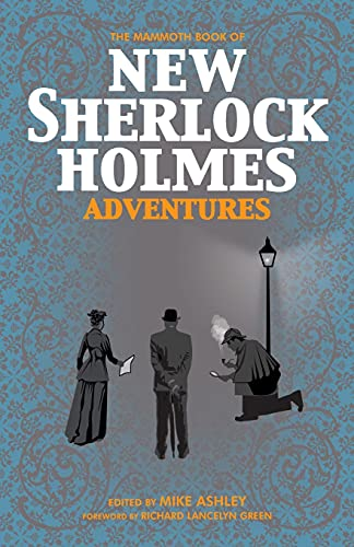 9781845299262: The Mammoth Book of New Sherlock Holmes Adventures (Mammoth Books)