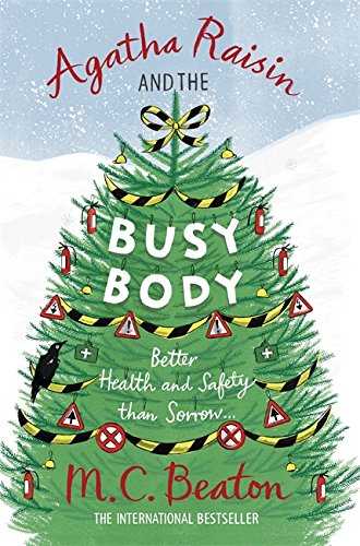 9781845299545: Agatha Raisin and the Busy Body