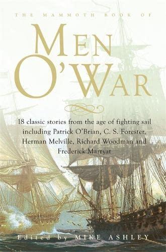 9781845299590: The Mammoth Book of Men O' War