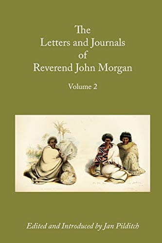 Letters and Journals of Reverend John Morgan,