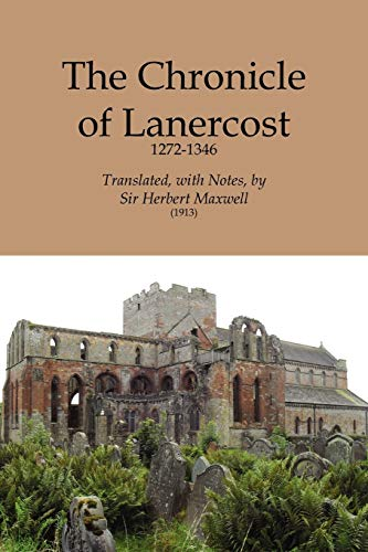 9781845300944: Chronicle of Lanercost, 1272-1346