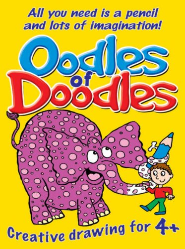 9781845311155: Oodles of Doodles