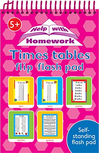 9781845312961: Flip Flash Pads Times Tables