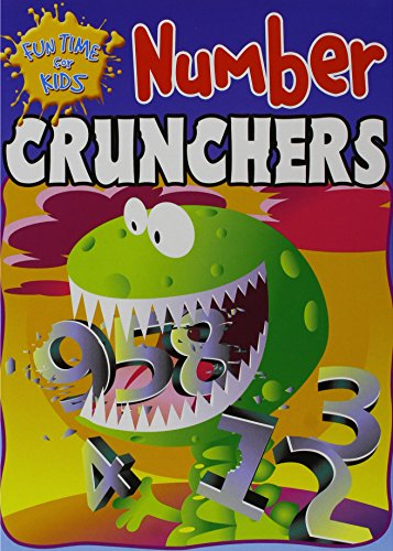9781845314019: Number Crunchers (Puzzle Books)
