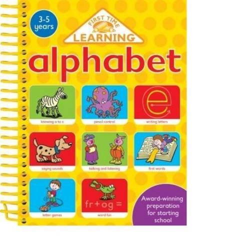 9781845316082: Alphabet (First Time Learning)