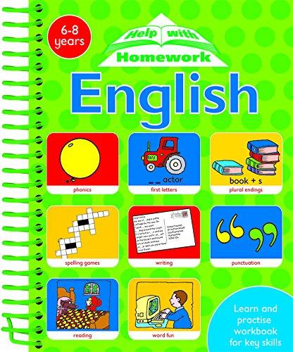 9781845316099: English (Help with Homework)