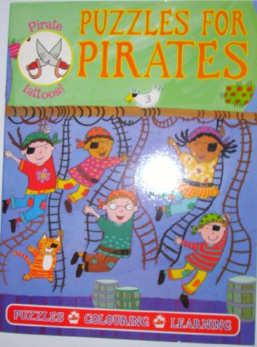 9781845317744: Puzzles for Pirate-Purple Sailors on Rig