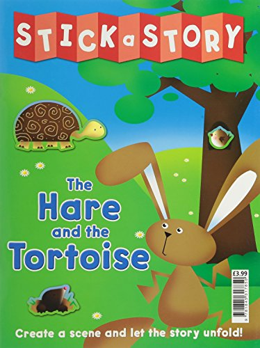 Hare and the Tortoise Stick a Story