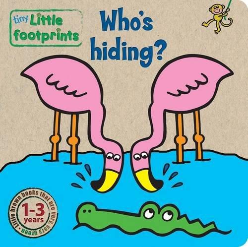 9781845318048: Who's Hiding? (Little Footprints)