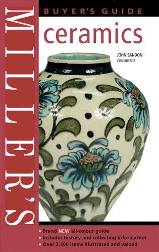 9781845330620: Miller's Buyer's Guide: Ceramics (Miller's Ceramics Buyer's Guide)